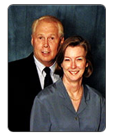 picture of owners Steve and Susan Neville